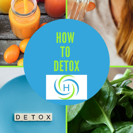 Don't Be Scared, You Absolutely Can Detox