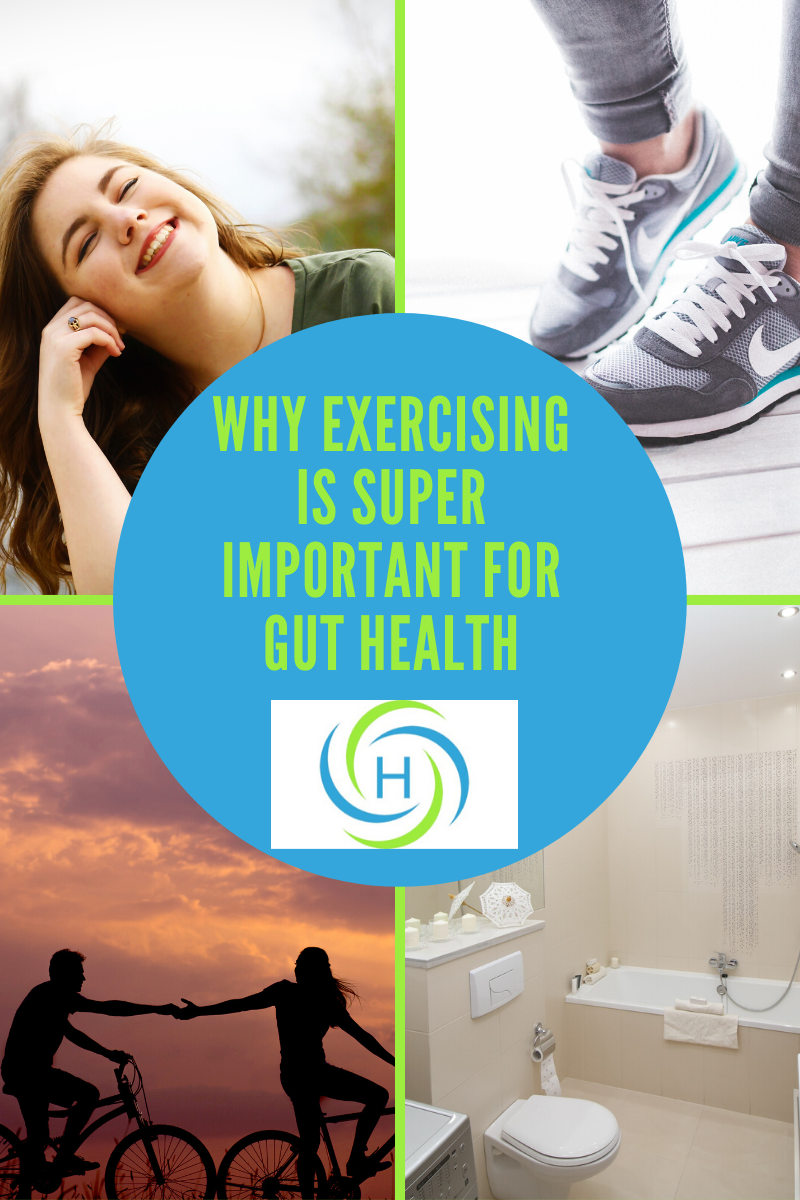 why exercising is super important for gut health