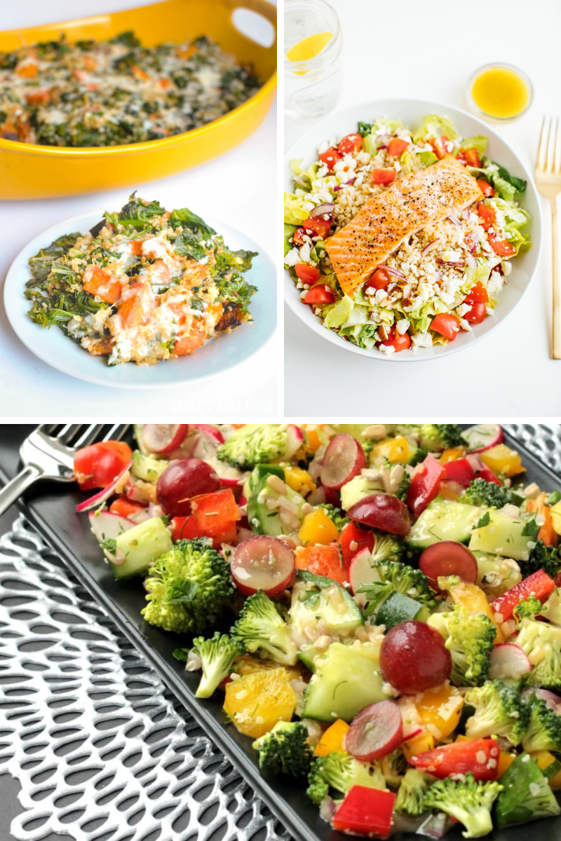 salads for boosting the immune system