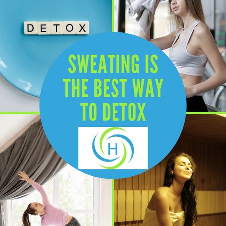 Why Sweating Is The Absolutely Best Way To Detox