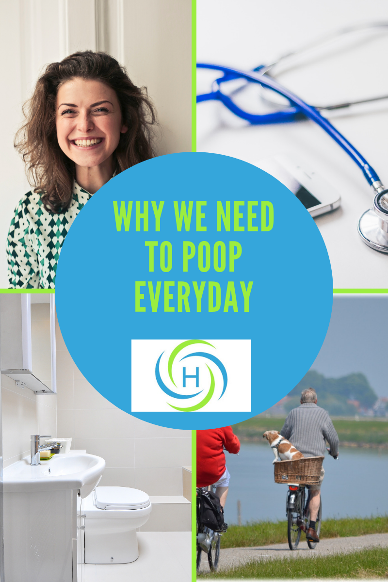 why we need to poop everyday