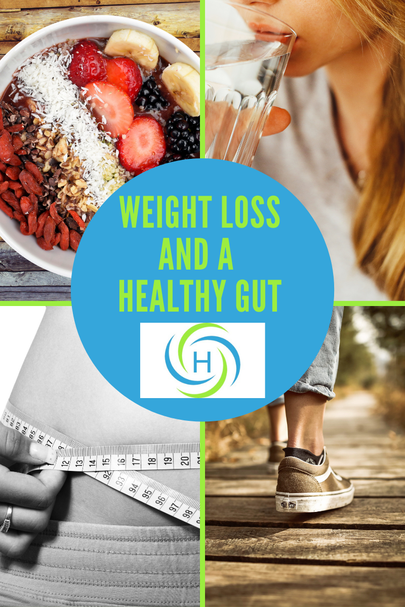 weight loss and gut health