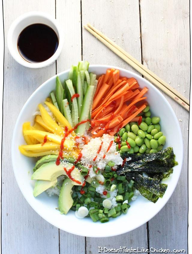 Salad Lunch Bowls