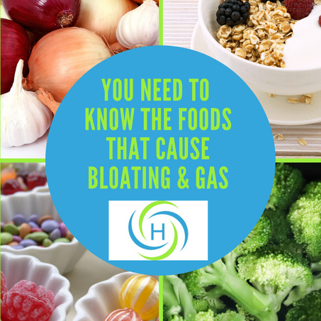 You Need To Know The Foods That Cause Bloating And Gas