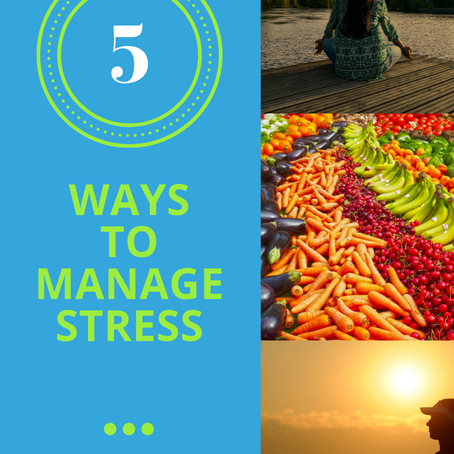 5 Ways to Reduce Stress for Better Quality of Life