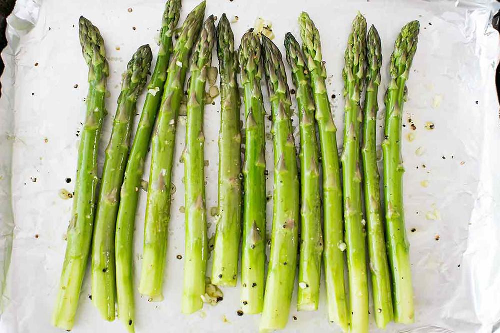 broil asparagus