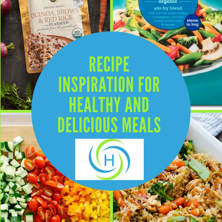 Recipe Inspiration For The Most Delicious Meals