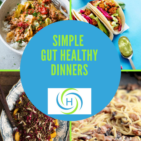 Remarkable And Simplistic Dinners For A Healthy Gut