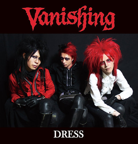 (1)1st single 『DRESS』