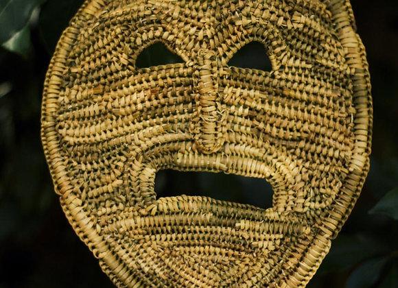 Máscara de junquillo