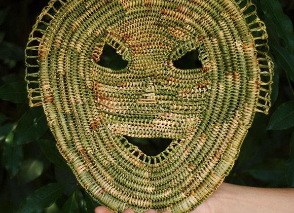 Máscara de junquillo grande