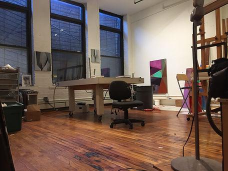 Maria Scarpini New York Painting Conservation and restoration studio