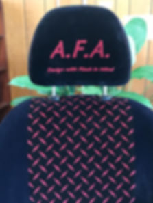 AFA SLOGAN PRINT