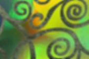 iridescent pigment