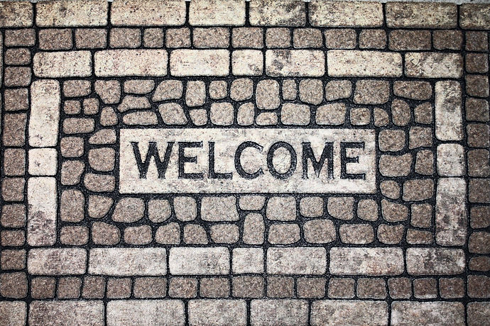 Flock Welcome Mats
