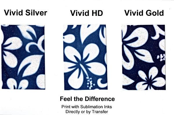 Vivid Color Card