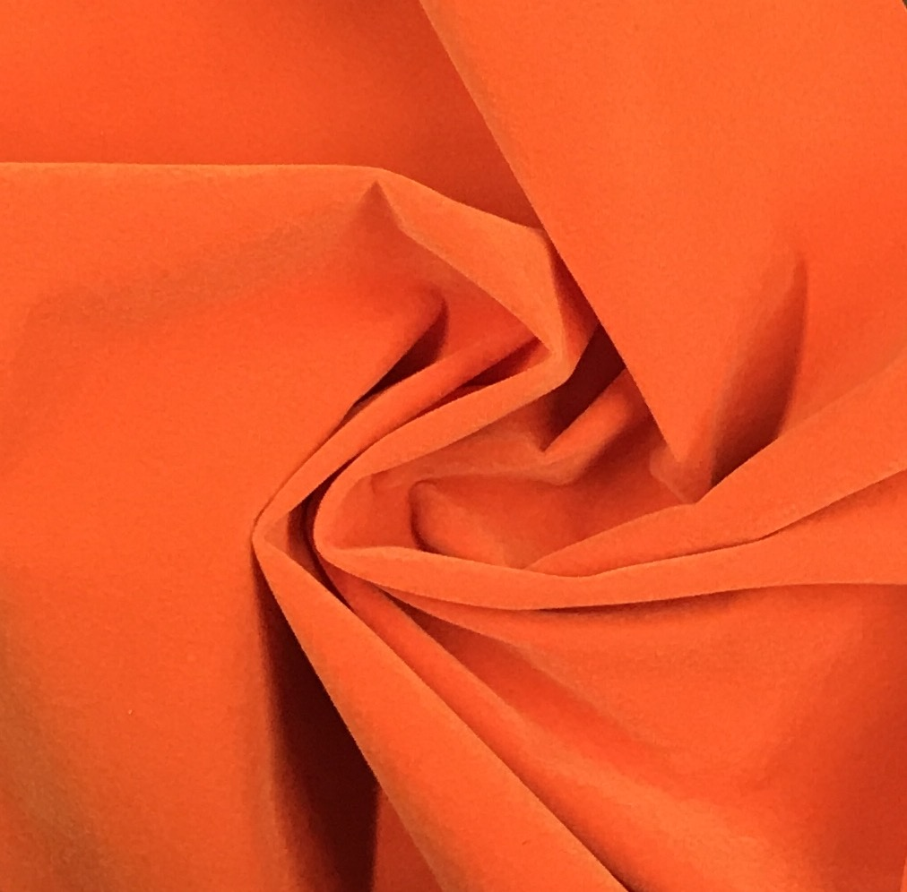 Acrylic Velvet Orange