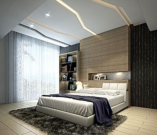 bed room Viona Interior designer