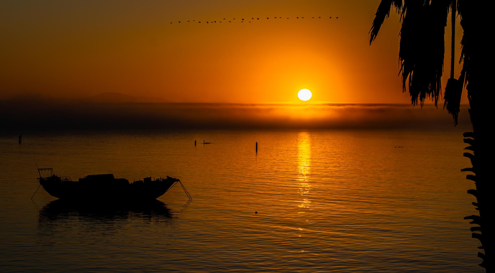 West coast sunrise-Fazel Raymond