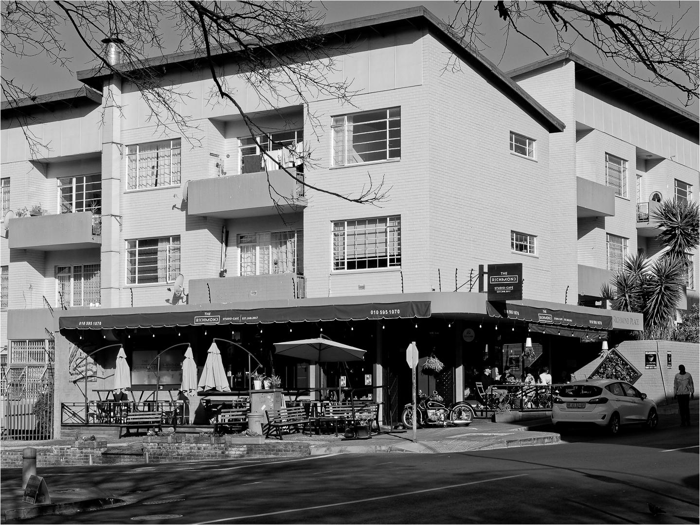 Richmond Cafe-Andy Rice