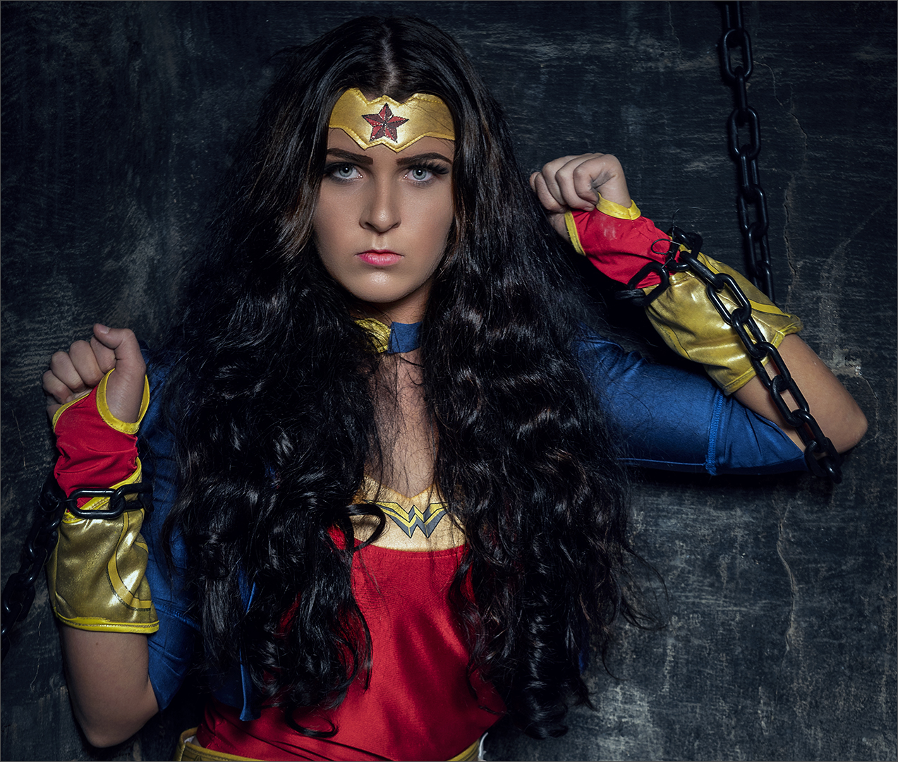 Wonder Woman-Dereck du Preez