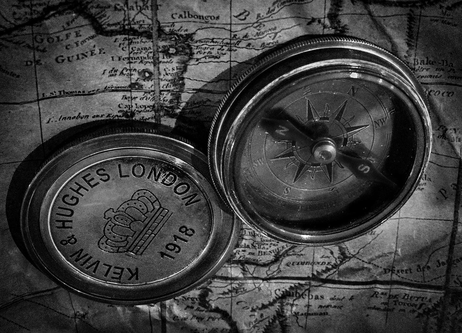 Seeking direction-Debbie Evans