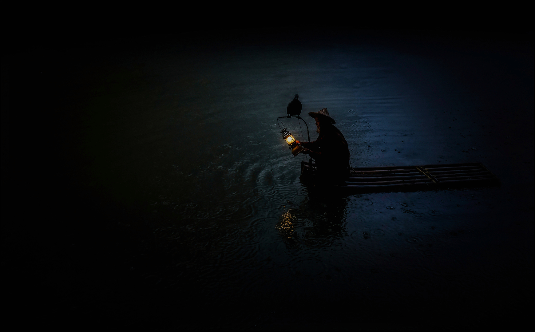 The Lantern and the Fisherman-Anneke Pre