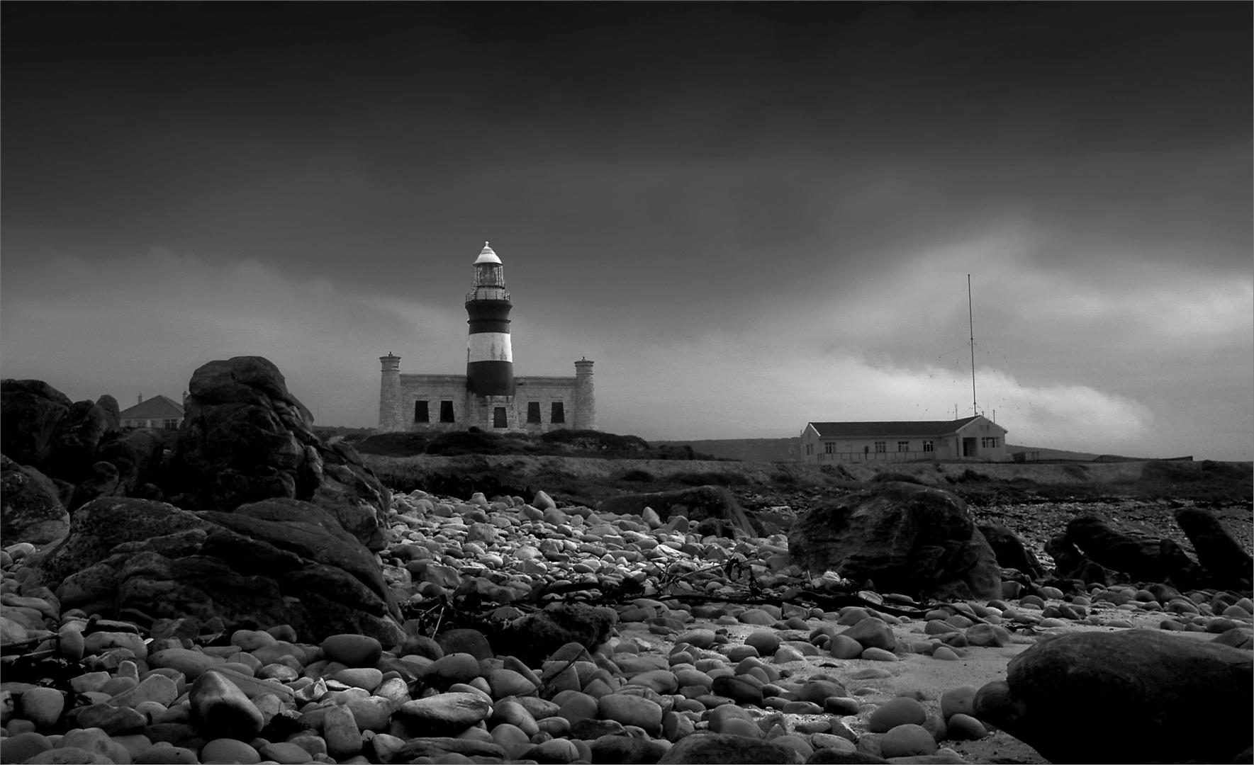 Cape Augulas Lighthouse-Donald Brotherst