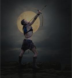 Lunar Warrior-John Mills