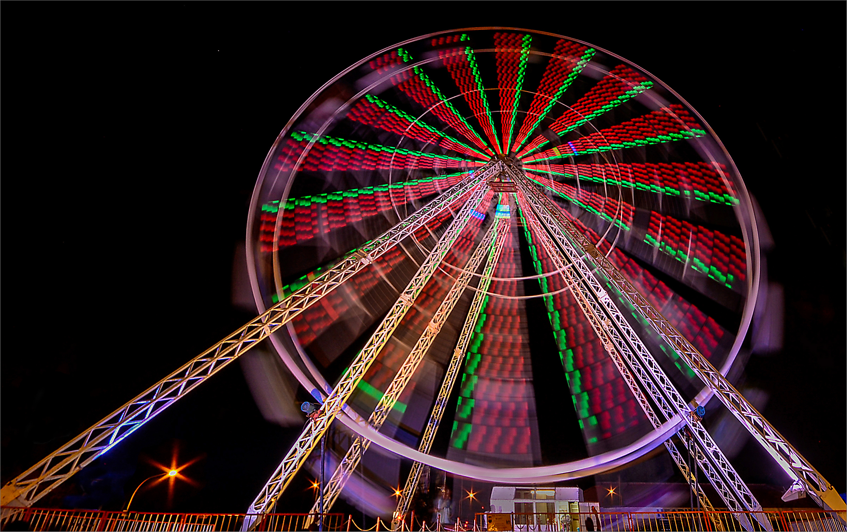 Ferris Wheel-Donald Brotherston