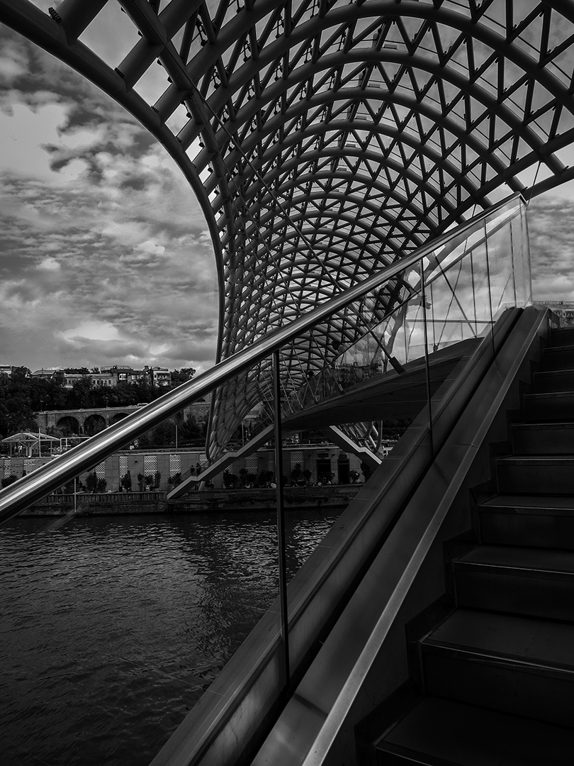 Bridging Arch-Debbie Evans