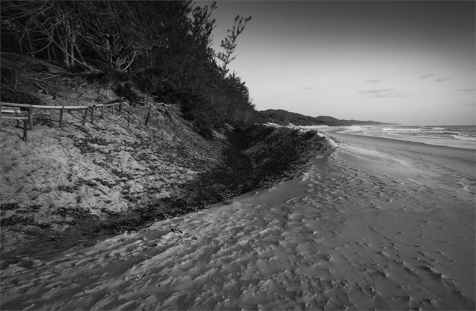 Enter the beach-Gerrie Labuschagne