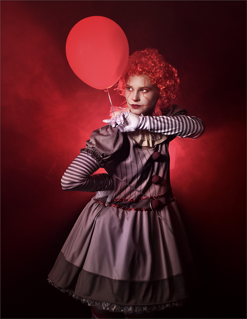 Pennywise the first wise one-Karen Koloz