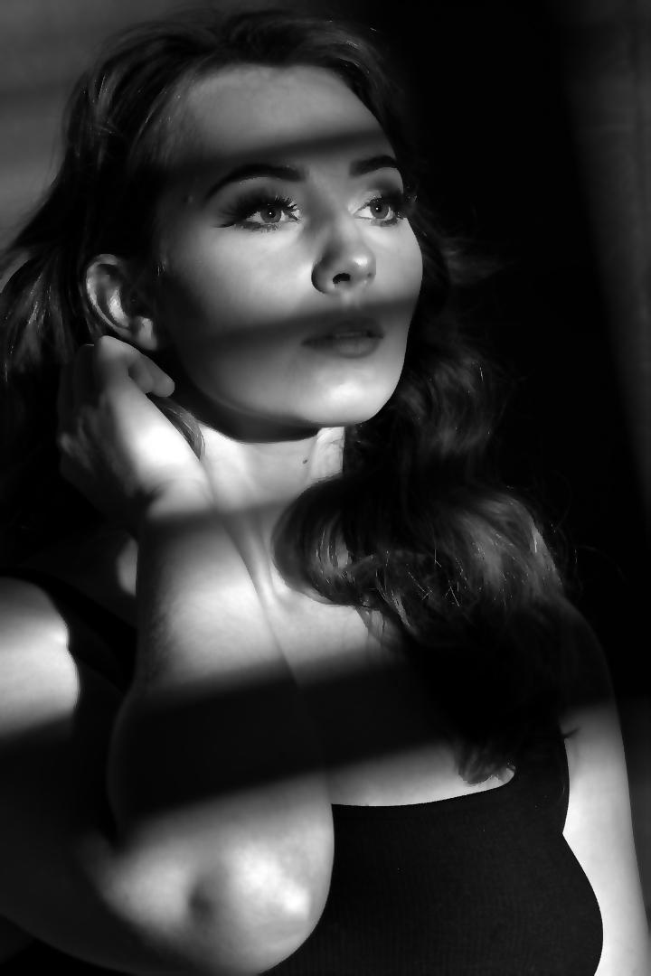 Through the shades-Cathy Dooley