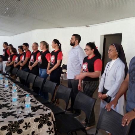 Projeto Ginga participa de evento