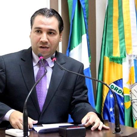 Thiago Caminha reafirma pré-candidatura e diz que é ele quem decide pelo seu partido