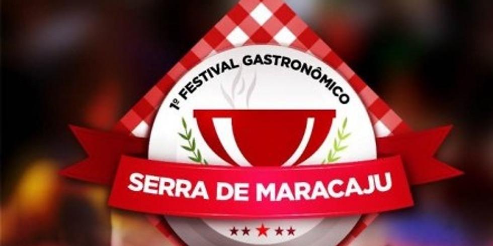 Festival Gastronômico - Serra de Maracaju