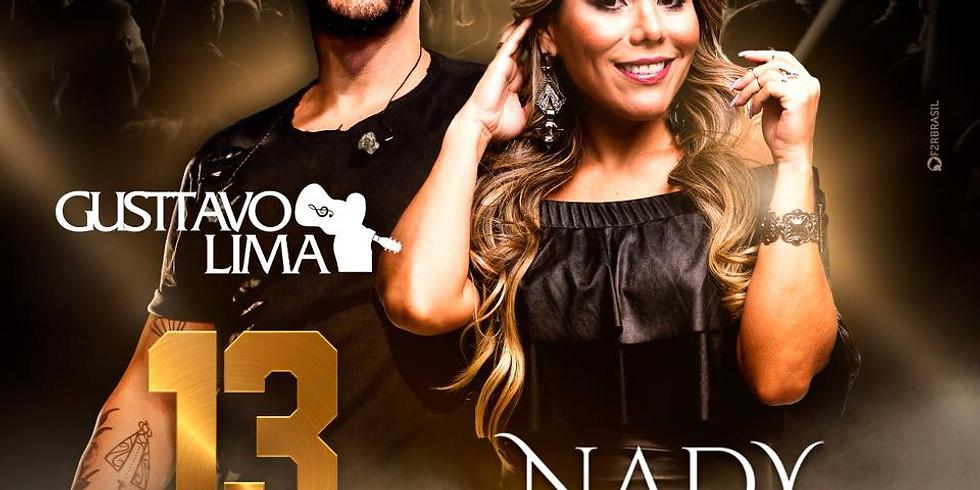 Gusttavo Lima se apresenta sexta-feira 13 em Ponta Porã