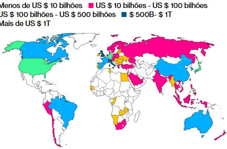 Quando US $ 8 trilhões em estímulo fiscal global ainda não são suficientes