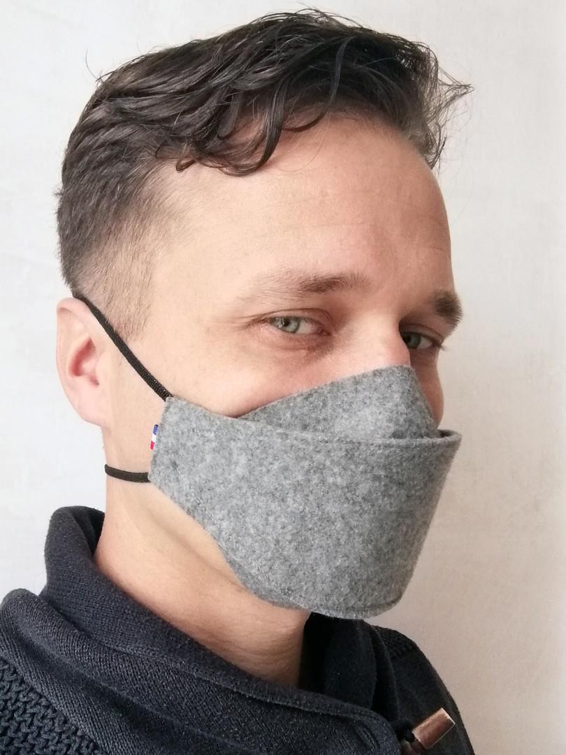 UNS1,masque_recyclable,lavable,homologuÃ