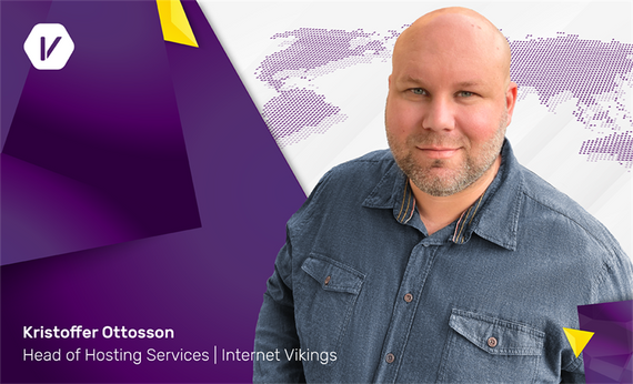 Internet Vikings Welcomes Kristoffer Ottosson As Head Of Hosting Services