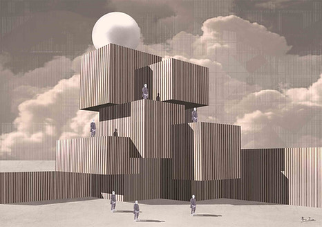 Architettura cubista_5