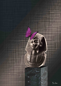 Busto egizio