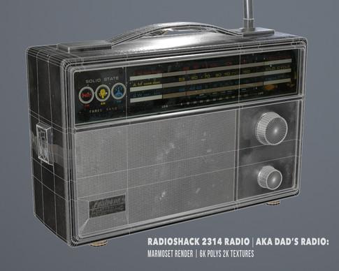 RadioShack Realtone 2314