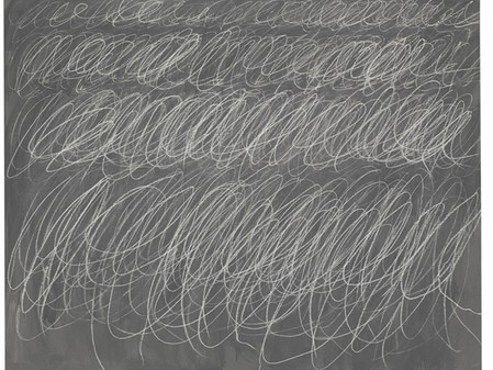 $70 Million for Something My Kid Could Do! The Legacy of Cy Twombly