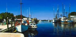 Sponge Docks