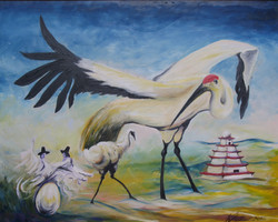 XIII Centuries of Tangdosa Crane Dance N