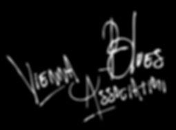 Vienna Blues Association - Bandschriftzug