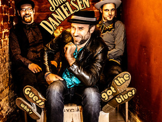 Jörg Danielsen & Vienna Blues Association – Guess Who´s Got The Blues (New Album/Teaser)