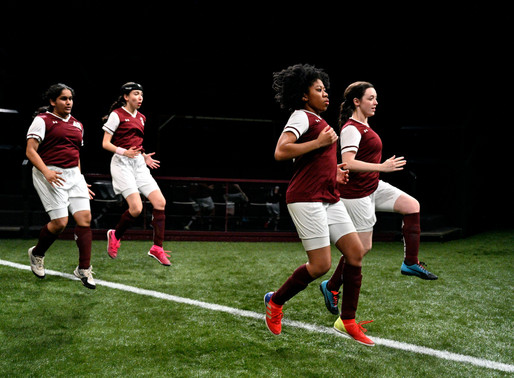 Two in Actors Theatre's 'The Wolves' reprise roles as teenage soccer players